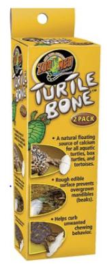 calcium turtle bone