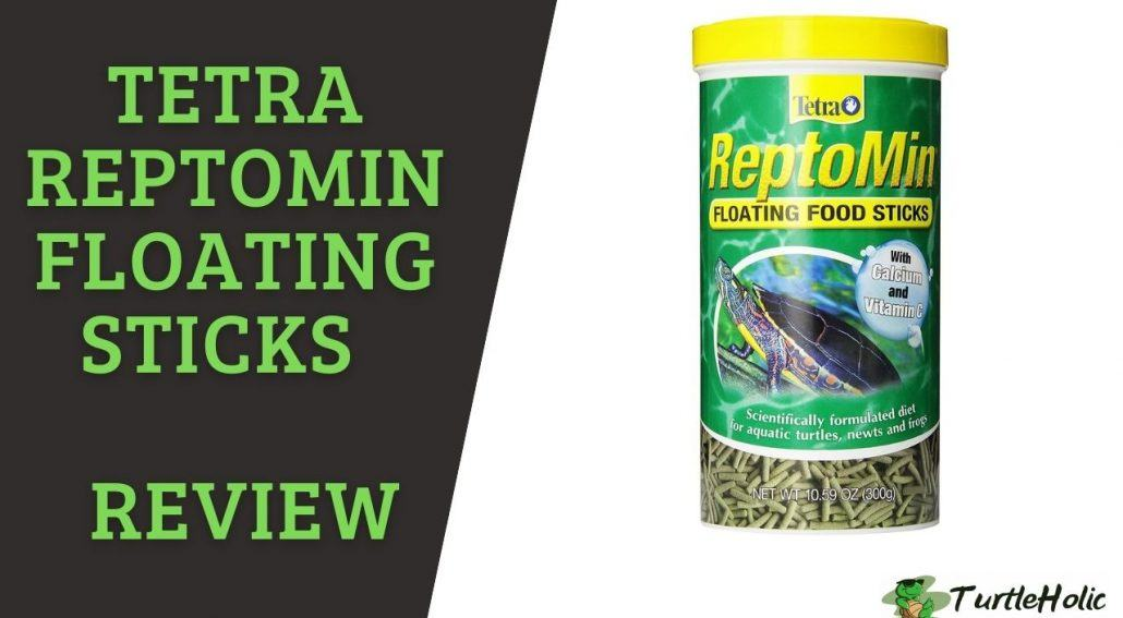 Tetra ReptoMin Floating Sticks Turtle Food Review