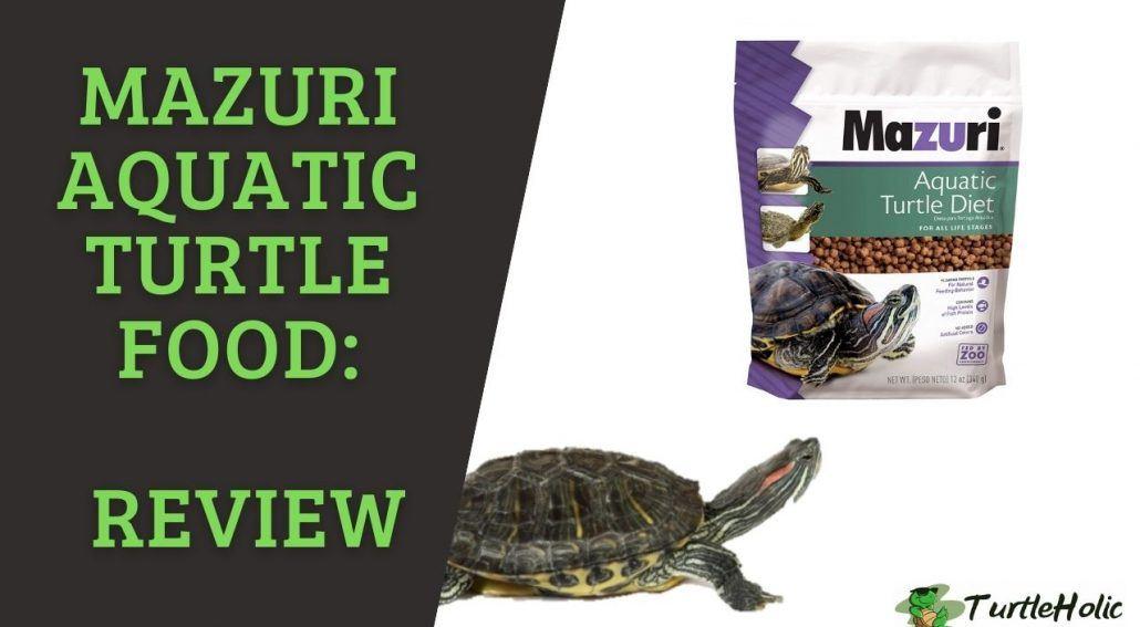 mazuri turtle food review
